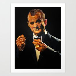 """A Suntory Time"" Art Print"
