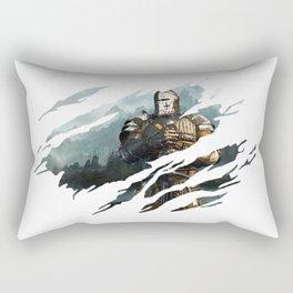 Warden- For Honor Rectangular Pillow