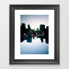 Landscapes (Los Angeles #1) Framed Art Print