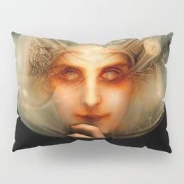 The Chimera (Black) Pillow Sham