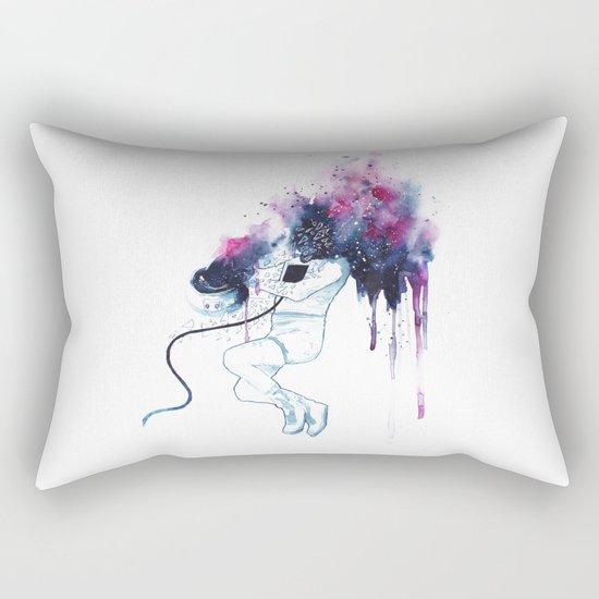 [I NEED SPACE] Rectangular Pillow