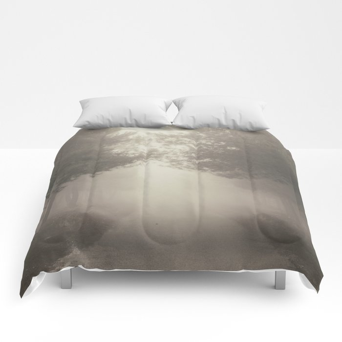 Mystery road.... Comforters
