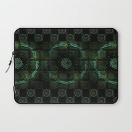Mysic Circles Laptop Sleeve