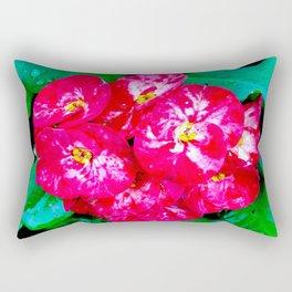 Flowers_109 Rectangular Pillow