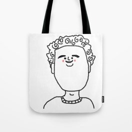 Harry Baby Tote Bag