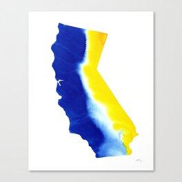 California Warrior 2 Canvas Print