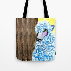Baaaaa-aad Boy Tote Bag