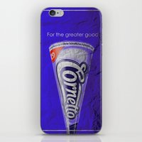 hot fuzz iPhone & iPod Skins featuring Hot Fuzz by bergertime