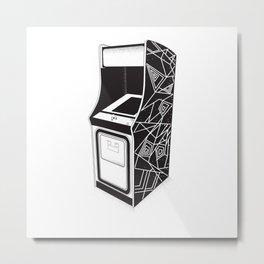 1up Metal Print