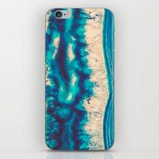 Blue Agate Water Element  iPhone & iPod Skin