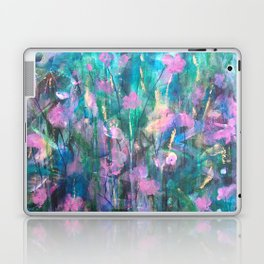 """FAIRY DREAMS"" Original Painting by Cyd Rust Laptop & iPad Skin"