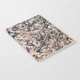 Reflecting Pollock Notebook