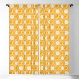 Banana Bunch Blackout Curtain