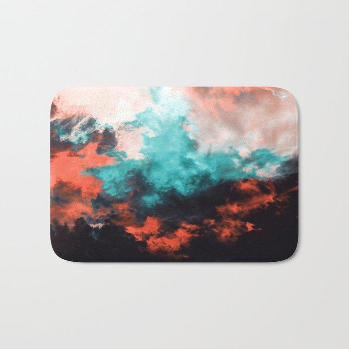 Painted Clouds VII (Phoenix) Bath Mat