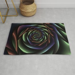 Into the Labyrinth Rug