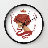 cargline Wall Clocks featuring King Harry by cargline