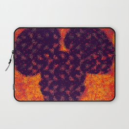 The Invisible Voice Laptop Sleeve