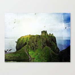 Fantasy sometimes is real Canvas Print