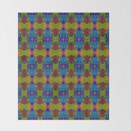 Varietile 50b (Repeating 2) Throw Blanket