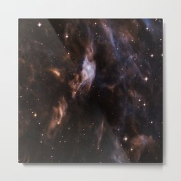Nebula Sh2-308, EZ Canis Majoris Metal Print