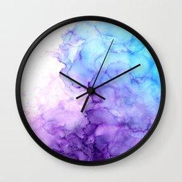 Handful of Clouds II Wall Clock