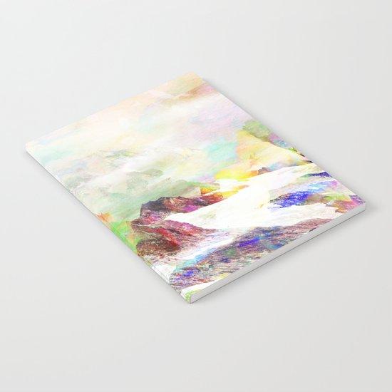 Glitch Mountain Notebook