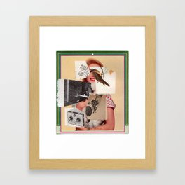 3031 Framed Art Print