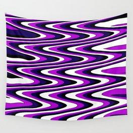 Purple slur Wall Tapestry