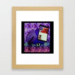 MINDD COLOR Framed Art Print