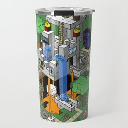 Mine City Travel Mug