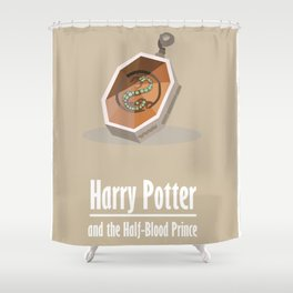 Half-Blood Prince Shower Curtain