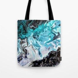 Oceanic Harmonies Tote Bag