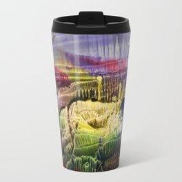 abstract composition 3 Travel Mug