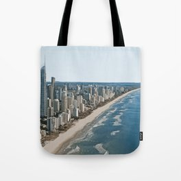 Brisbane, Australia Travel Artwork Tote Bag