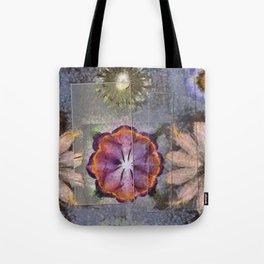 Stickball Au Naturel Flower  ID:16165-150329-07211 Tote Bag