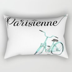 Parisian Rectangular Pillow