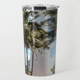 Cape Florida Lighthouse Travel Mug