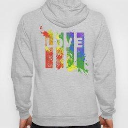 LOVE/COLOR Hoody