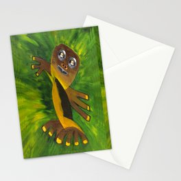 Mr 3 fingers Stationery Cards
