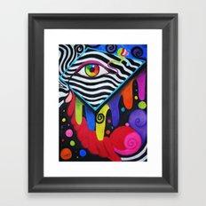 Imgaination Framed Art Print