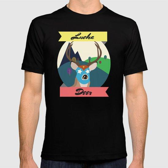 Luchadeer T-shirt