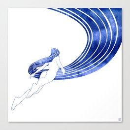 Nereid XIII Canvas Print