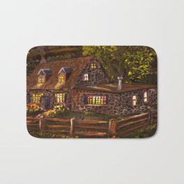 "Ave Hurley ""Camp Verde"" Bath Mat"