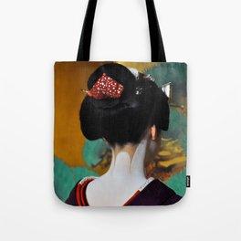 Geisha Maiko II Tote Bag