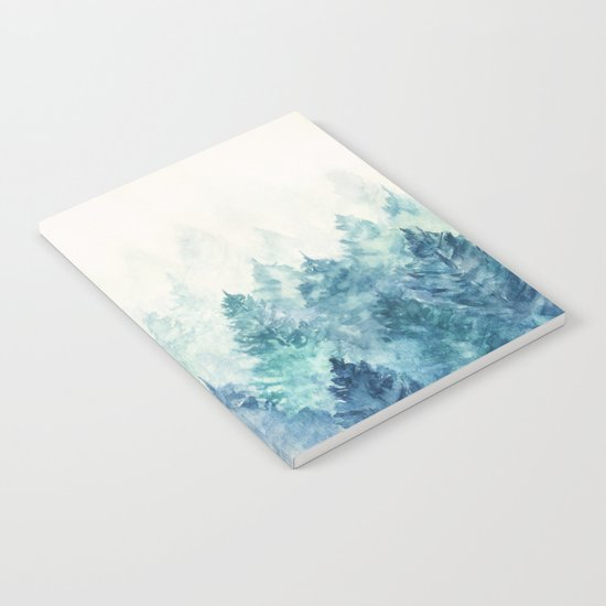 Fade Away Notebook