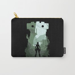 Lara Croft Carry-All Pouch