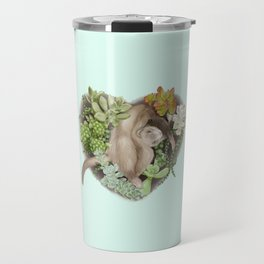 Ferret Love Travel Mug
