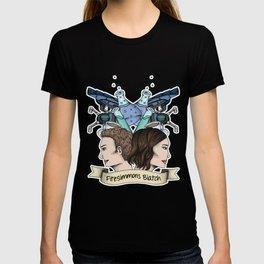 FitzSimmons Biatch T-shirt