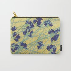 Smoke Tree Bloom Carry-All Pouch