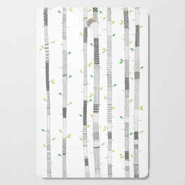 Trees Cutting Board